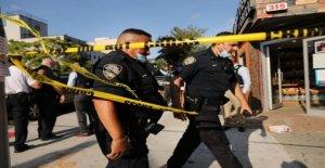 Son ciudades de los estados unidos viendo un aumento en el crimen violento?
