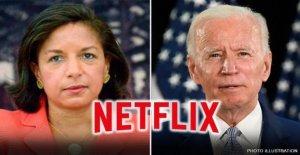 Susan Rice vende Netflix de acciones por valor de más de $300 G como Biden reflexiona elección de compañero de fórmula: informe