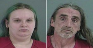 Tennessee pareja admite a violar, torturar a la mujer, el almacenamiento de ella en el congelador: policía