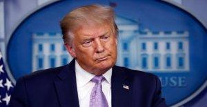 Trump le dispara a reportero de reclamación NJ miembros del club de violar coronavirus directrices: Es una protesta pacífica'