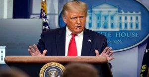 Trump para firmar coronavirus alivio de las órdenes ejecutivas del sábado para ayudar a los desempleados a los Estadounidenses, los inquilinos