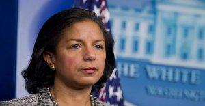 Tucker se llama potencial de Biden compañero de Arroz como 'neocon' que cometieron crimen moral después de Bengasi