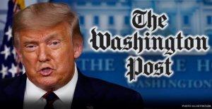 Washington Post cuestiones importantes de la corrección después de estropear Trump-Twitter post