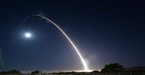 La Fuerza aérea de rápido pistas de nuevo ICBM para evitar el missile gap'