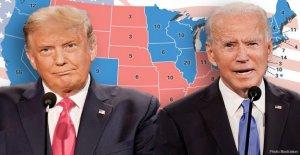 Trump hace de última hora de que el tono de los Negros Americanos en la op-ed