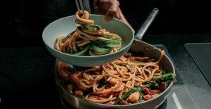 NYC chef-comisariado de comestibles...