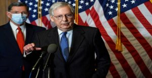 GOP-Senado encabezada de nuevo bloques de $2,000 estímulo de verificación voto