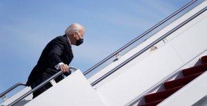 Biden para sostener la primera reunión de Gabinete el jueves