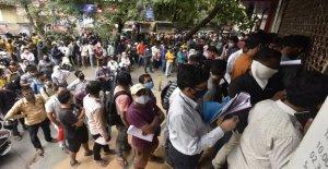 India las muertes por coronavirus alcanzan un récord mientras los hospitales piden suministros