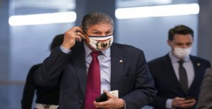 Manchin reparte la estadidad de DC another y los Dems another otro golpe