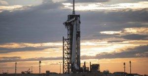 SpaceX Crew-2 vuelo retrasado hasta el viernes debido al clima