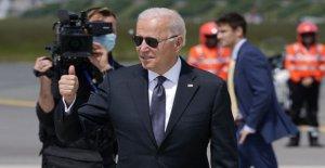 Biden les dice a los líderes afganos 'vamos a quedarnos con ustedes' mientras retira casi todas las fuerzas estadounidenses