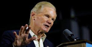 El administrador de la NASA Bill Nelson...