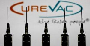 La vacuna CureVac COVID - 19 alcanza solo un 48% de eficacia en el análisis final