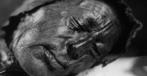 Momia de la Era del Hierro conservada en el pantano todavía no ha digerido la última comida