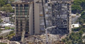 Surfside condo building 'se balanceó como una hoja de papel', la demanda de survivor dice: 'Grité de horror'