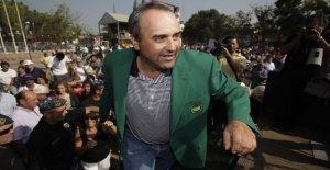 Ángel Cabrera, campeón de golf, sentenciado en caso de violencia doméstica