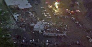 Cinco heridos en tornados de Pensilvania mientras severas tormentas impactan la Costa Este