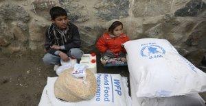 Afganistán al borde de una catástrofe humanitaria, advierte el Programa Mundial de Alimentos