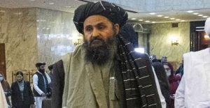 El cofundador talibán Baradar el...