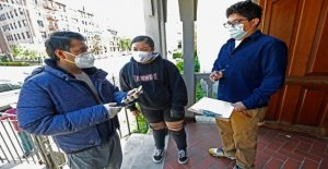 CDC advierte que puede ser posible para coronavirus para difundir en las superficies, en el nuevo turno