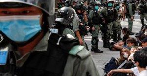 China furia en medio de la presión mundial sobre Hong Kong