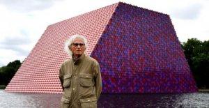 Christo, el artista que envolvió monumentos, muere a los 84 años