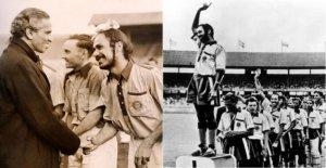 El hombre que ayudó a conseguir la India la primera medalla de oro