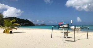 Ojalá estuvieras aquí: turismo del Caribe carretes de coronavirus