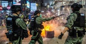 Parlamento de China espaldas de Hong Kong proyecto de ley de seguridad