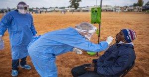 Pruebas de vital importancia para África en su lucha contra el coronavirus