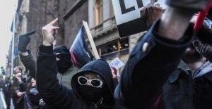 Trump dice Antifa serán declarados grupo terrorista'