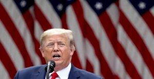 Trump termina la relación de estados unidos con la QUE
