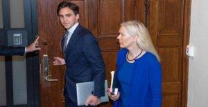 Ex-embajador en el juicio por arriesgar Suecia seguridad