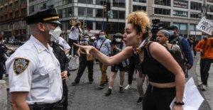 George Floyd muerte: NOS protestas de la línea de tiempo