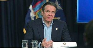 George Floyd protestas podría extenderse coronavirus, de Nueva York, Andrew Cuomo, gobernador. advierte