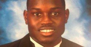 Hombre 'se utiliza racial mancha' después de disparar negro jogger