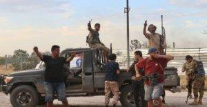 Libia el gobierno recupera el control total de Trípoli