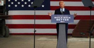 Biden establece Buy American' plan económico