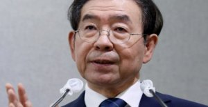 Buscar en marcha después de que Seúl el alcalde informó que faltan