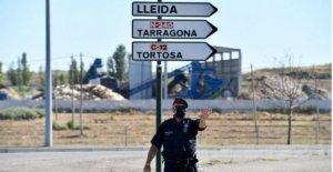 Cataluña hace las máscaras obligatoria en público
