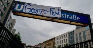 Farsa sobre el cambio de nombre de 'racista' de la estación de Berlín