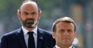 Francés PM dimite como Macron planes del nuevo equipo