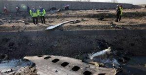Irán dice 'error humano' la culpa de derribo de avión