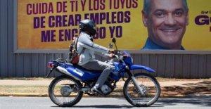 Los dominicanos votar en las elecciones pospuesto más de virus