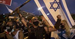 Miles protestan en Israel en el manejo de virus