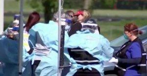Utah hogar de ancianos paciente muere esperando drive-thru coronavirus de la prueba: informe de