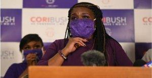 Activista líder latidos de 20 años Democrática veterano