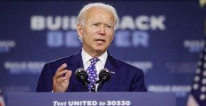 Biden para aceptar la nominación de forma remota a través de virus miedos