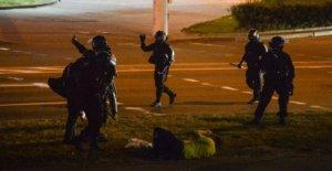 Conmocionado por la violencia, los Bielorrusos perder el miedo